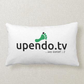 myUPENDO Lendenkissen 33cm x 53cm (www.upendo.tv) Throw Pillow