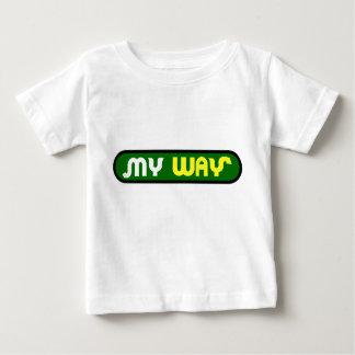 mywayblnk playera para bebé