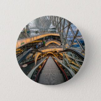 MyZeil Shopping Mall Frankfurt Pinback Button