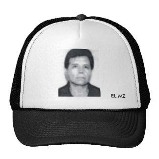MZ, EL MZ TRUCKER HAT