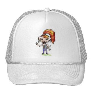 Mz. Nazty, Superstar Singing Dog Trucker Hat