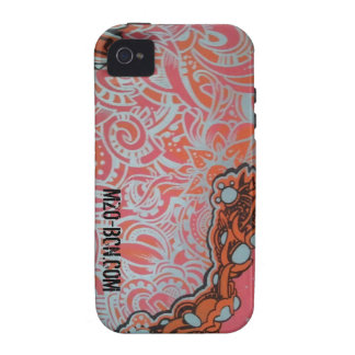 mzo bcn iPhone 4 cover