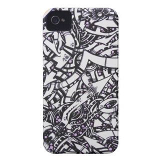 MZO-BCN iPhone 4 COVER