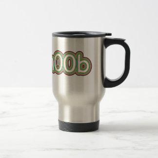 n00b taza de viaje