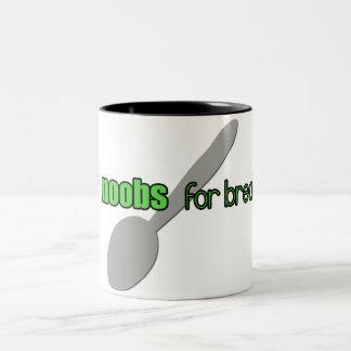 N00bs para la taza del desayuno