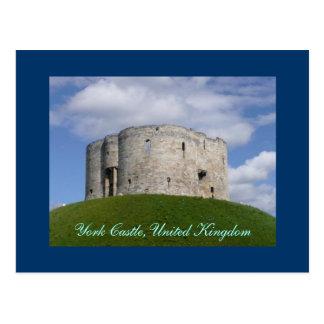 n16820022_34870927_9136, York Castle, United Ki... Postcard