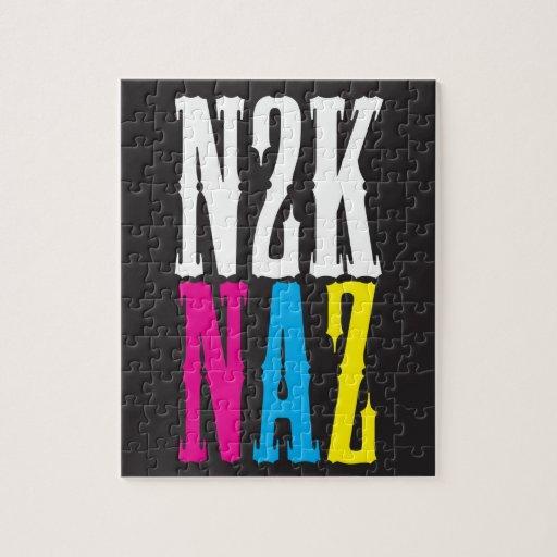 """""""N2K NAZ"""" PUZZLE"""