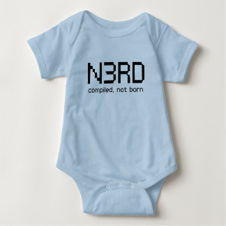 N3RD - compiled, not born Shirt
