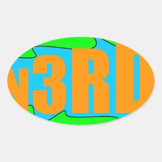 n3rd sticker