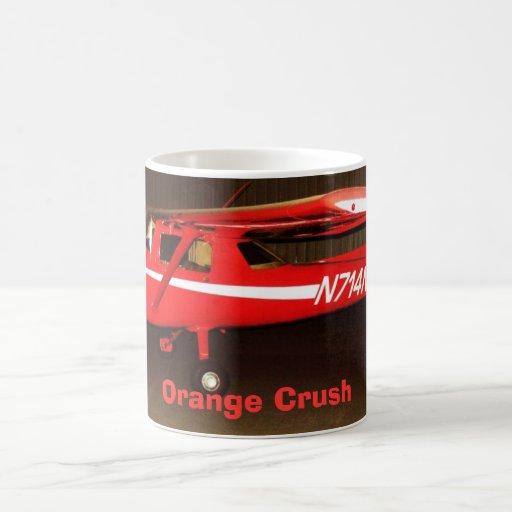N714NY, Orange Crush Mug