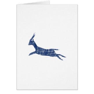 n995: Gazelle Card