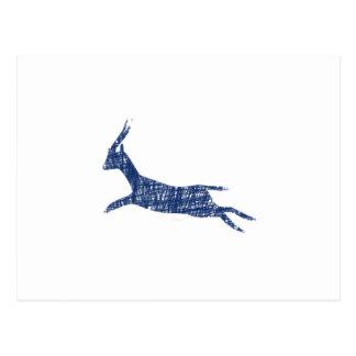 n995: Gazelle Post Cards