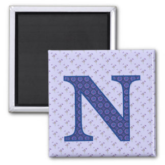 N 2 INCH SQUARE MAGNET