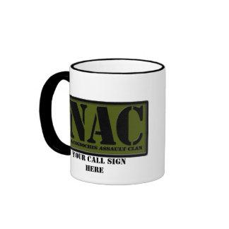 N.A.C. COFFEE MUG