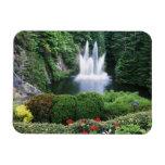 N.A., Canada, British Columbia, Vancouver Rectangular Photo Magnet