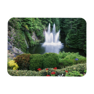 N.A., Canada, British Columbia, Vancouver Rectangular Photo Magnet