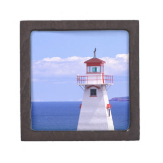 N.A. Canadá, Isla del Principe Eduardo. Cabo Tryon Caja De Regalo De Calidad