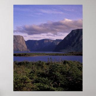 N.A., Canada, Newfoundland, Gros Morne National 2 Poster