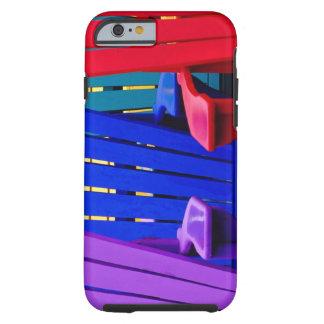 N.A. Canada, Nova Scotia, Bridgewater. Colorful 2 Tough iPhone 6 Case