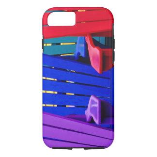 N.A. Canada, Nova Scotia, Bridgewater. Colorful 2 iPhone 8/7 Case