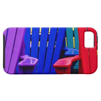 N.A. Canada, Nova Scotia, Bridgewater. Colorful 2 iPhone SE/5/5s Case