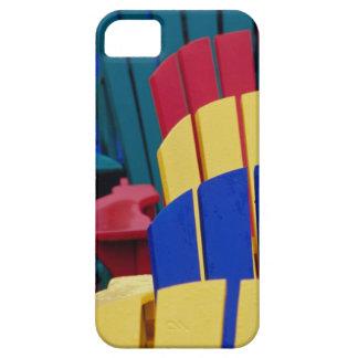 N.A. Canada, Nova Scotia, Bridgewater. Colorful 3 iPhone SE/5/5s Case
