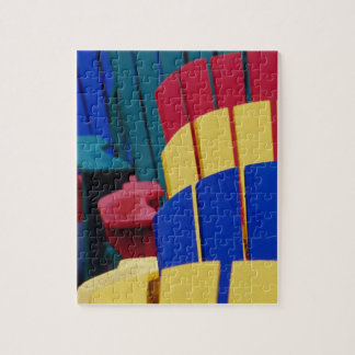 N.A. Canada, Nova Scotia, Bridgewater. Colorful 3 Puzzle