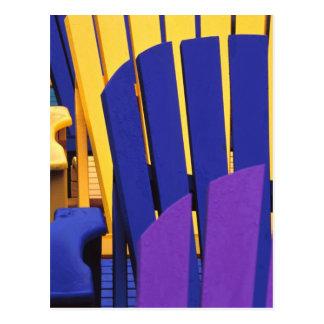 N.A. Canada, Nova Scotia, Bridgewater. Colorful 4 Post Cards