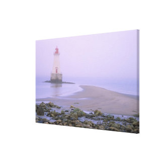 N.A. Canada, Nova Scotia, Shelburne County. 3 Canvas Print