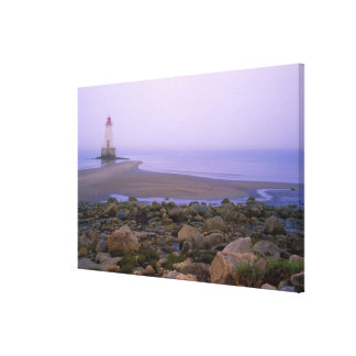 N.A. Canada, Nova Scotia, Shelburne County. Canvas Print