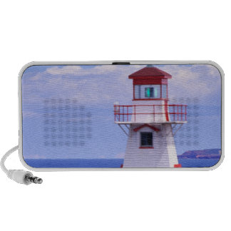 N.A. Canada, Prince Edward Island. Cape Tryon Travel Speakers