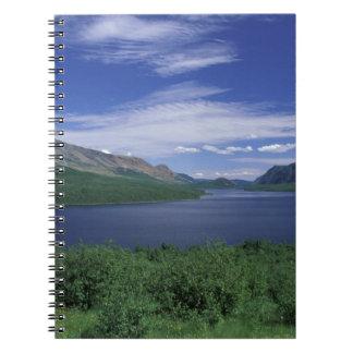 N.A., Canadá, Terranova, trucha de Grose Morne Cuadernos