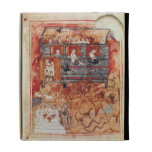 N.A.L 2334 fol.10v Noah's Ark, from 'De Tours Pent iPad Cases