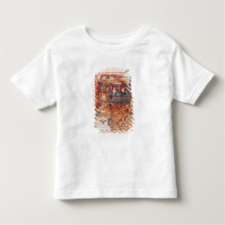 N.A.L 2334 fol.10v Noah's Ark, from 'De Tours Pent Toddler T-shirt