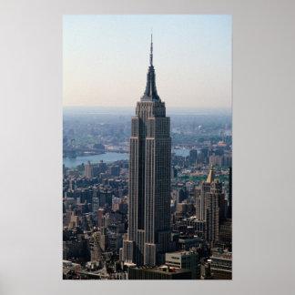 N.A., los E.E.U.U., Nueva York, New York City. El  Póster