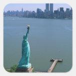 N.A., los E.E.U.U., Nueva York, New York City. La Colcomanias Cuadradas