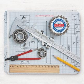 N.A.P.E. Engineering Tools Mousepad