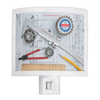 N.A.P.E. Engineering Tools Night Light