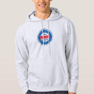 N.A.P.E. Logo Ash Hoodie