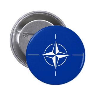 N.A.T.O. bandera Pin
