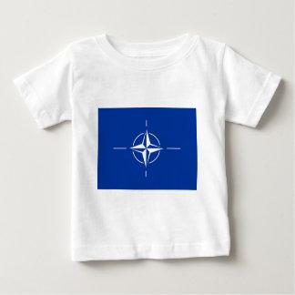 N.A.T.O. flag Baby T-Shirt