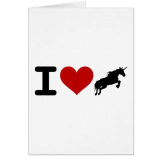 N.A.U.B Unicorn Believers Card