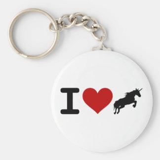 N.A.U.B Unicorn Believers Keychain