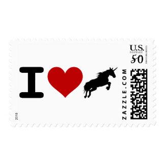 N.A.U.B Unicorn Believers Postage