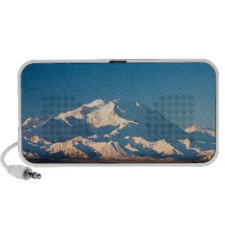 N.A., USA, Alaska.  Mt. McKinley in Denali Portable Speakers