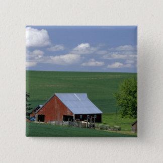 N.A., USA, Idaho, Latah county near Genesee. Pinback Button