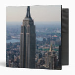 N.A., USA, New York, New York City. The Empire Binder