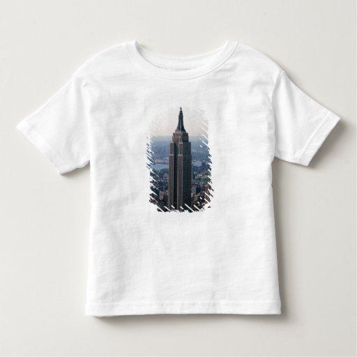 N.A., USA, New York, New York City. The Empire Tshirts