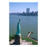 N.A., USA, New York, New York City. The Statue Photo Print