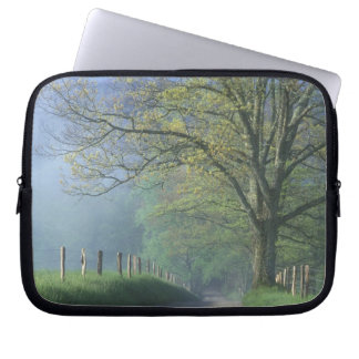 N.A., USA, Tennessee, Smokey Mts. National Park, Computer Sleeve
